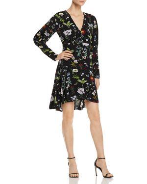Tamarice Floral-Print A-Line Dress