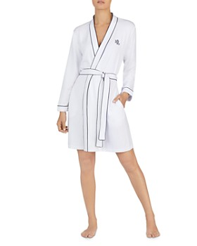 Ralph Lauren - Long Sleeve Short Robe