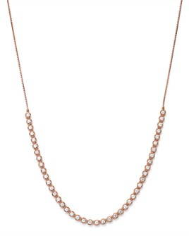 Bloomingdale's - Diamond Bolo Necklace in 14K Rose Gold, 3.5 ct. t.w. - 100% Exclusive