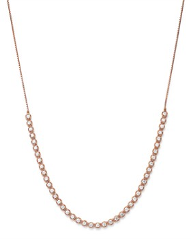 462763dcbfbb3a Bloomingdale's - Diamond Bolo Necklace in 14K Rose Gold, 3.5 ct. t.w. - 100  Bloomingdale's ...