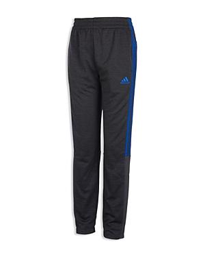 Adidas Boys Melange Performance Track Pants  Big Kid