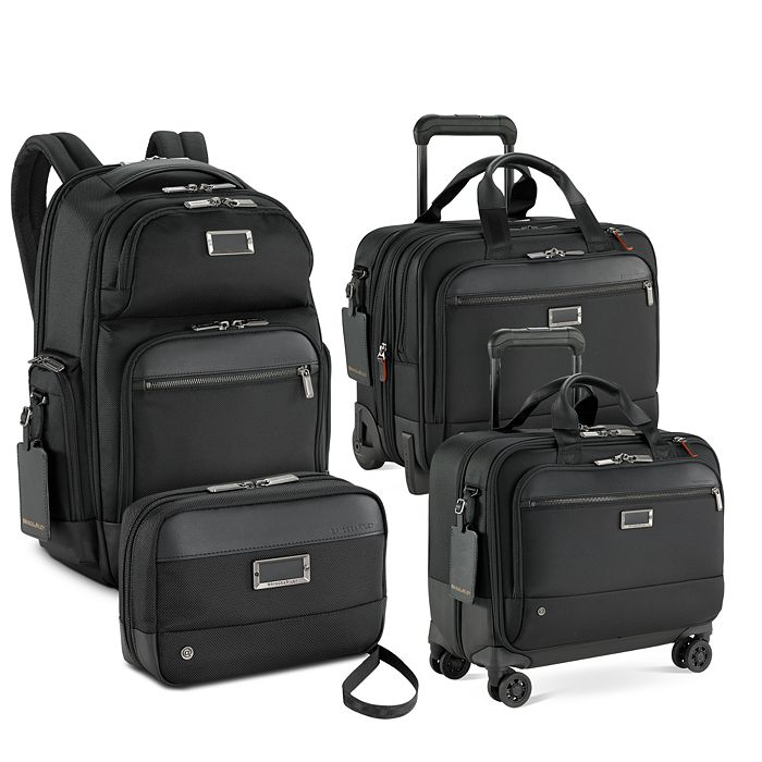 Briggs & Riley - @Work Luggage Collection