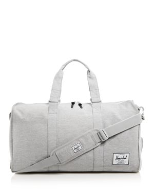 NOVEL DUFFEL BAG - GREY