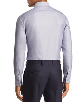 Armani - Micro-Striped Tailored Fit Shirt