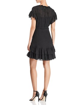 Rebecca Taylor - Dree Ruffled Eyelet Dress