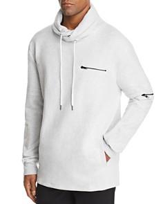 nANA jUDY - York Pisa Funnel-Neck Sweatshirt