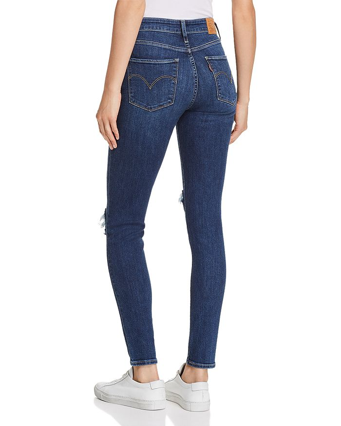 bc7a63c67ca70 Levi s - 721 High Rise Skinny Jeans in Indigo Luna