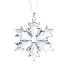 Swarovski Little Snowflake Crystal Ornament, 2018 Annual Edition - Bloomingdale's_0