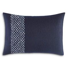 "Vera Wang - Mohair Geo Decorative Pillow, 15"" x 22"""