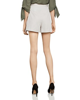BCBGMAXAZRIA - Pleated Shorts