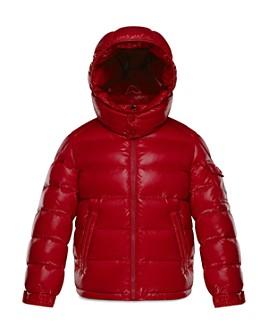 Moncler - Unisex Glossy Maya Puffer Jacket - Little Kid