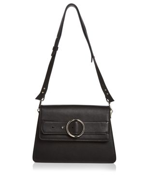PARISA WANG ALLURED MEDIUM LEATHER SHOULDER BAG