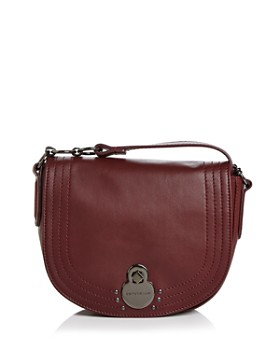 Longchamp Cavalcade Small Leather Crossbody