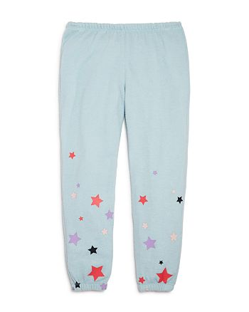 CHASER - Girls' Starry Knit Jogger Pants - Little Kid, Big Kid