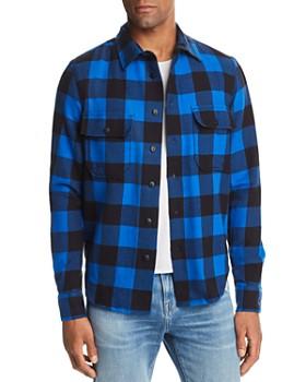 FRAME - Buffalo Shirt Jacket