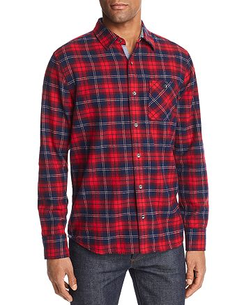 Flag & Anthem - Tateville Flannel Button-Down Shirt - 100% Exclusive