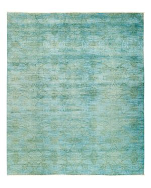 Solo Rugs Vibrance 30 Hand Knotted Area Rug, 8' 0 x 9' 7