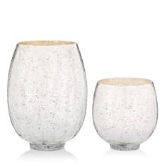 Illume Balsam & Cedar Crackle Glass Candles - Bloomingdale's_0