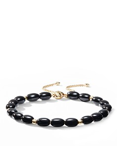 David Yurman Bijoux Spiritual Beads Bracelet With 18K Gold - Bloomingdale's_0