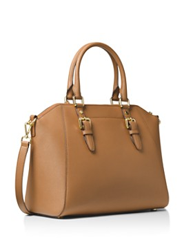 MICHAEL Michael Kors - Ciara Large Leather Satchel