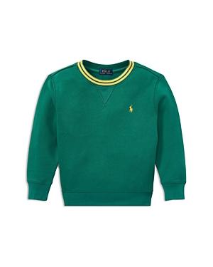 Polo Ralph Lauren Boys' Fleece Sweater - Little Kid