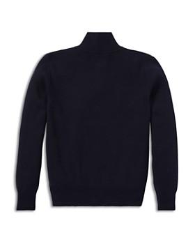 Ralph Lauren - Boys' Cotton Half-Zip Sweater - Big Kid