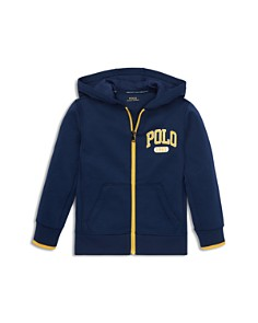 Polo Ralph Lauren Boys' Double-Knit Graphic Hoodie - Little Kid - Bloomingdale's_0