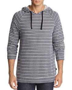 Onia Aaron Striped Hooded Sweatshirt - Bloomingdale's_0