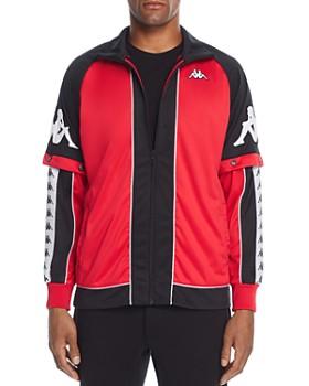KAPPA - Big Bay Convertible Color-Block Track Jacket