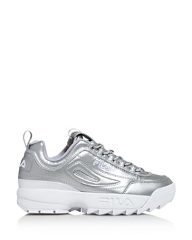 FILA - Women's Disruptor II Premium Low-Top Dad Sneakers