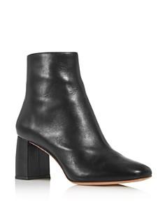 Loeffler Randall - Women's Cooper Almond Toe High-Heel Booties
