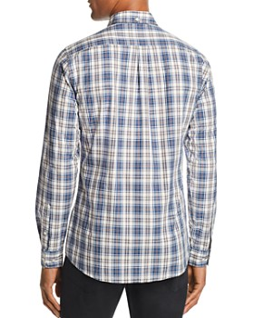 Barbour - Endsleigh Check-Print Tailored Fit Button-Down Shirt