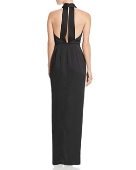 Keepsake - Hold Back Column Gown