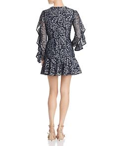 Keepsake - Engage Ruffle-Sleeve Lace Dress
