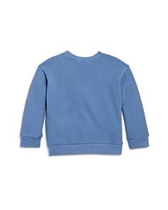Michelle by Comune - Girls' Becca Striped Sweatshirt - Big Kid