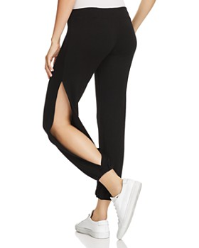 Monrow - Side-Slit Sweatpants