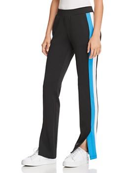 PAM & GELA - Slit-Hem Track Pants