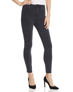 DL1961 - Chrissy Ultra High Rise Skinny Jeans in Battle