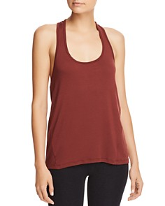 Beyond Yoga - Draw The Line Tie-Back Tank