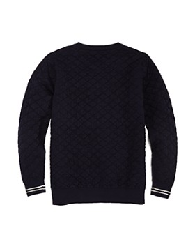 Scotch Shrunk - Boys' Quilted Pullover Sweater - Little Kid, Big Kid
