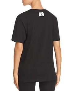 Calvin Klein - Monogram Lounge Short Sleeve Crew Tee