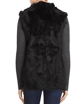 Adrienne Landau - Rabbit-Fur Vest