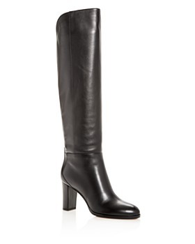 Jimmy Choo - Women's Madalie 80 High Block-Heel Boots