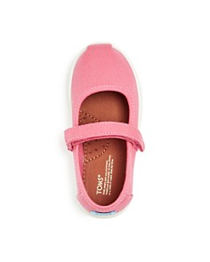 TOMS - Girls' Mary Jane Flats, Baby, Walker, Toddler - 100% Exclusive
