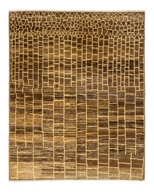 Solo Rugs Moroccan 6 Hand-Knotted Area Rug, 7' 10 x 9' 7
