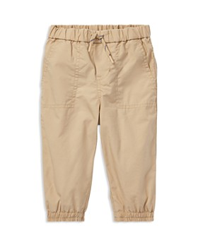 Ralph Lauren - Boys' Cotton Poplin Jogger Pants - Baby