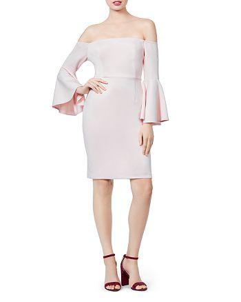 Betsey Johnson - Off-the-Shoulder Dress