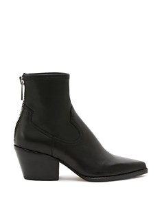 Dolce Vita - Women's Shanta Leather Western Booties