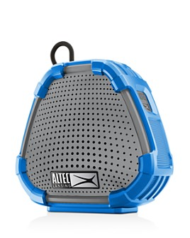 Altec Lansing - VersA 2 Go Smart Portable Bluetooth Speaker with Alexa