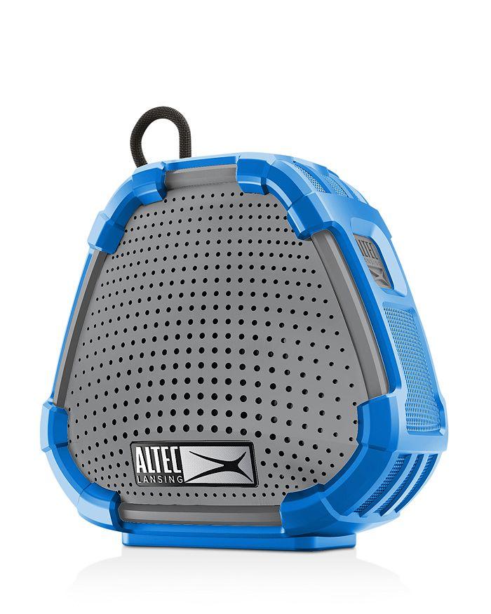 Altec Lansing - VersA 2 Go Smart Portable Bluetooth Speaker with Alexa